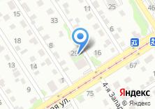 Компания «Аэр Сити» на карте
