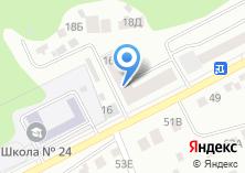 Компания «Компания по обслуживанию выгребных ям» на карте