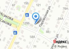 Компания «Машина времени» на карте