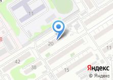 Компания «Жажда» на карте