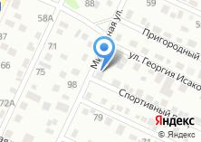 Компания «Ветпрактика» на карте