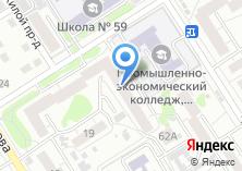 Компания «РосТехСнаб» на карте