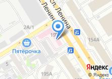 Компания «Центр крови» на карте