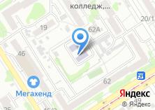 Компания «Толк» на карте