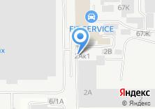 Компания «МТ-Техно Барнаул» на карте