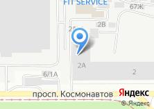 Компания «Триал официальный дилер Hyundai Iveco Mercedes-Benz» на карте