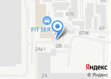 Компания «СКБ-Сервис» на карте