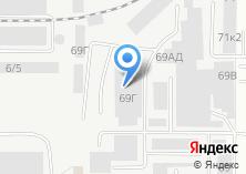 Компания «Макулатура Сибири» на карте