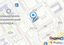 Компания «Алтайский бройлер» на карте