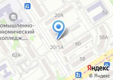 Компания «ОптикСити» на карте