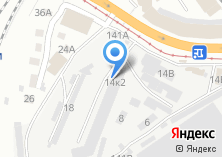 Компания «Металл Кровля» на карте