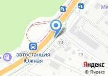 Компания «АлтайСтройЛес» на карте