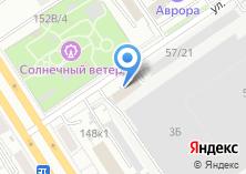 Компания «МОДУЛЬ мебельная компания» на карте