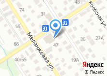 Компания «ГУИК» на карте