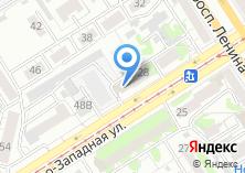 Компания «Мебель-Алтай» на карте