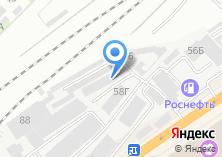 Компания «ДЮЙМ торговая компания» на карте