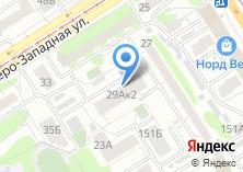 Компания «СИНЕРГИЯ ART-studio» на карте