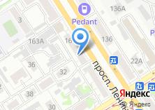 Компания «КБ Восточный» на карте