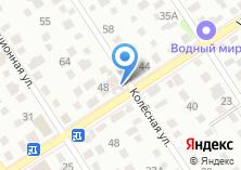 Компания «Автосервис на Матросова» на карте