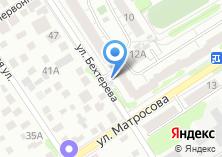 Компания «Вольфа» на карте