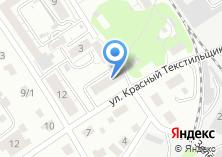 Компания «ТЭКСИБ-Алтай» на карте