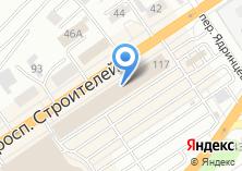 Компания «Esandwich.ru сеть дискаунтеров» на карте