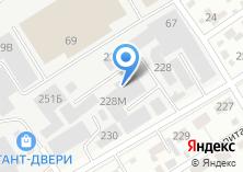 Компания «ТрансВосточная Компания» на карте