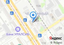 Компания «MissМебель» на карте