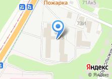 Компания «Барнаульский дом-интернат для ветеранов войны и труда» на карте
