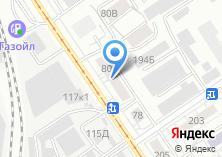 Компания «Алтай-ОРАНЖ» на карте