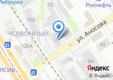 Компания «Специализированная похоронная служба г. Барнаула» на карте