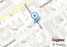 Компания «Окси-Шок» на карте