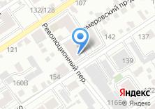 Компания «Строящийся жилой дом по ул. Революционный пер» на карте
