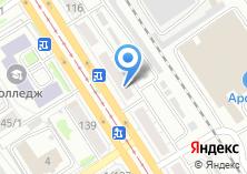 Компания «Marimax» на карте