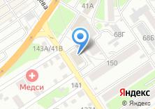 Компания «Алтай-плюс» на карте