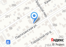 Компания «Магазин-склад фруктов и овощей» на карте