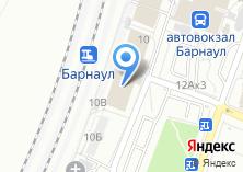 Компания «Алтайские сувениры» на карте