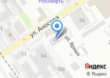 Компания «Интербизнеспроект» на карте