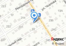 Компания «Фруктайм» на карте