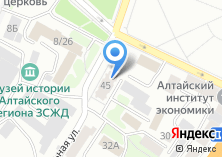Компания «М.Про» на карте