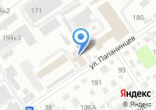 Компания «Призывной пункт Военного комиссариата Алтайского края» на карте