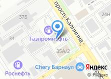Компания «Савелий» на карте