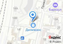 Компания «Белая орхидея» на карте