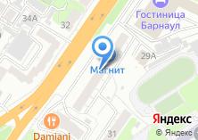Компания «Алтай-Компьютер-Сервис» на карте