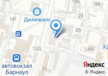 Компания «Вотэтодом!» на карте