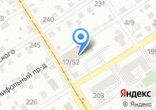 Компания «Фруктовый мир» на карте