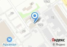 Компания «Алтайский центр технической информации Техэксперт» на карте