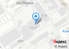Компания «БМПЗ» на карте