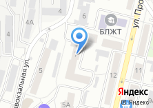 Компания «Привокзальная-7» на карте