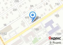 Компания «Шахдаг» на карте